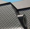 Diamond Shaped Zinc Roofing (Rheinzink) – Southport, CT